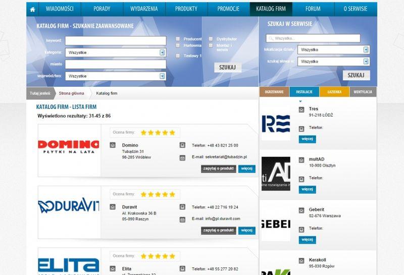 4sciany katalog firm